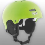 TSG snb helma - arctic kraken solid color satin lime green (170)
