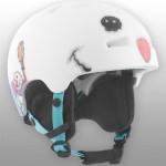 TSG helma - Arctic Nipper Mini Snowman (406)