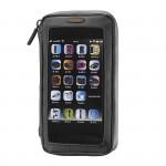 "IBERA Pouzdro na řidítka s peněženkou IB-PB23 - Smartphone 5,0 - 5,8""+Q5"