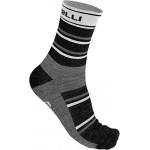 CASTELLI pánské ponožky Gregge 12, bílá