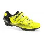 GAERNE tretry MTB Laser yellow