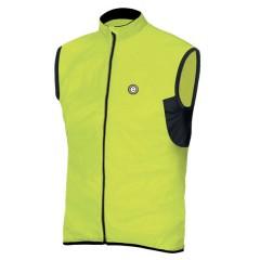 ETAPE pánská vesta Mistral, žlutá fluo