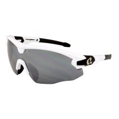 HQBC brýle Qert Plus bílé 3 v 1