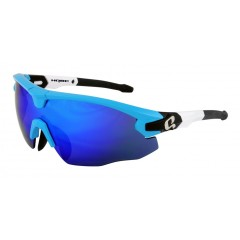 HQBC brýle Qert Plus modro/bílé 3 v 1