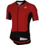 CASTELLI pánský dres RS Superleggera, ruby red