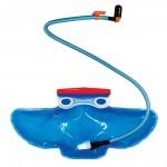 SOURCE Hipster - hydration belt, černý, objem vodního vaku 1,5 litru