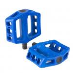 CULT Pedály BMX plastové modré