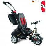 PUKY Dětská tříkolka CAT S6 Ceety s vodící tyčí