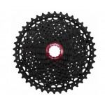 SUNRACE Kazeta MX8, 11-ti, 11-42 černá