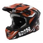 IXS Metis MOSS helma červená bílá 2013
