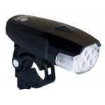 SMART světlo přední 111W černé 5 LED