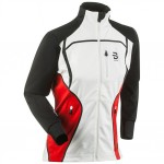 BJORN DAEHLIE bunda Legend 2.0 W bílá/černá/červená