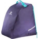 SALOMON taška Original Boot Bag nightshade/teal blue