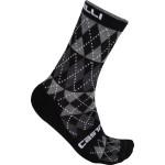 CASTELLI pánské ponožky Diverso 12, black