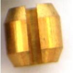 FORMULA Olivka koncovky EVO 9,5 mosazná rozpěrka