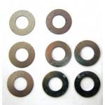 FORMULA Kit podložek 6mm pod třmen 4 * 0,5mm a 4 * 0,2mm