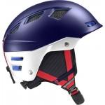 SALOMON lyžařská helma MTN Charge W eggplant/white S 16/17