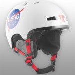 TSG helma - Arctic Nipper Mini Graphic Design Astronaut (235)