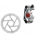 AVID Disková brzda BB5 Road Platinum, CPS (v balení 140mm G2CS kotouč, šrouby kotouče, CPS