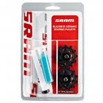 SRAM MTB kladky BlackBox s keramickými ložisky pro XX1 X-Sync, 11ti rychlostní