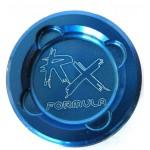 FORMULA Víčko modré třmenu brzdy RX