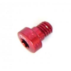 FORMULA roubek kloubu páčky R1 alu torx M4 * 5  červený