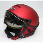 KASK lyžařská helma Piuma Class soft červená vel.58cm
