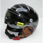 KASK lyžařská helma Class černá vel.58cm