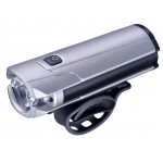 INFINI světlo LAVA 800 přední 10W 5f USB silver