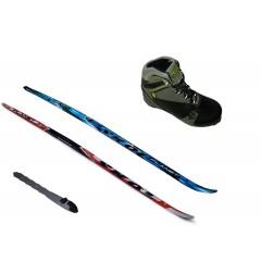 SKOL Set - běžky, vázání, boty RS