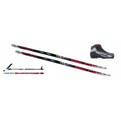 SKOL Set běžky Combi, vázání RS, boty ISG RS 409