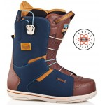 DEELUXE snb boty - Choice Cf Navy/Brown (9259)