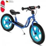 PUKY Odrážedlo s brzdou Learner Bike LR 1 BR modrá