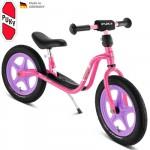 PUKY Odrážedlo Learner Bike Standard LR 1L růžová / fialová