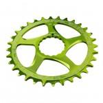 RACE FACE převodník SINGLE Direct Mount, N/W 28T 10/11SPD zelená