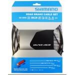 SHIMANO bovdeny set brzdových lanek Dura Ace 9000 černá