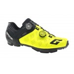 GAERNE tretry MTB Sincro Carbon PLUS fluo yellow