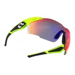HQBC brýle QX1 svítivě žluto/černé