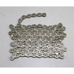 YBN řetěz S52-S2 7-8 speed nebalený X3-32 stříbrný