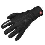 CASTELLI pánské rukavice Estremo, black