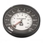 """LEZYNE tlakoměr náhradní 3,5"""" pro velké pumpy, 220"""