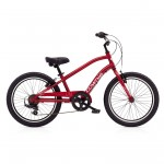 "ELECTRA KIDS➜ 20"" Townie 7D Boys' Electric Red 2017"