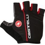 CASTELLI pánské rukavice Circuito, black/red