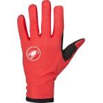 CASTELLI pánské rukavice Scudo, red/black