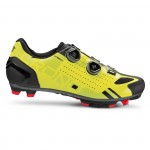 CRONO Tretry MTB CX2 Nylon 2017 Yellow fluo