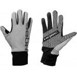 HQBC rukavice Reflex šedo/černé