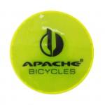 APACHE Samolepka reflexní zelená