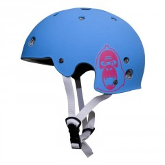 KING KONG Přilba BMX modrá