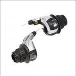 SHIMANO Gripshift Revoshift 3 * 8 SL-RS45 P+L