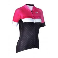 GAERNE dres kr.rukáv dámský pink
